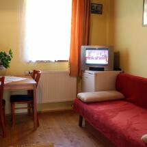 kremenisko apartmán obývačka